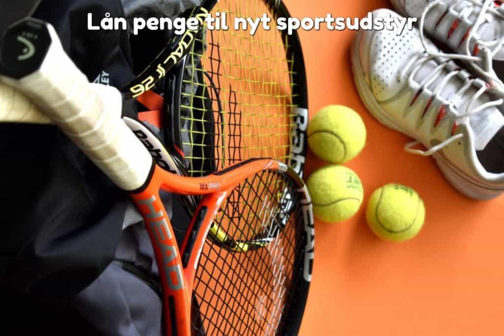 Lån penge til nyt sportsudstyr